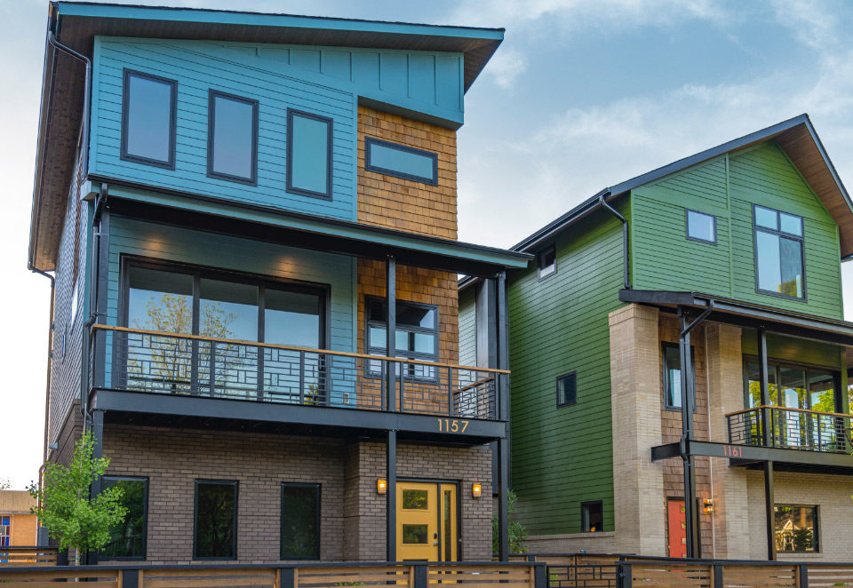 Revolve Residential Atlas exterior