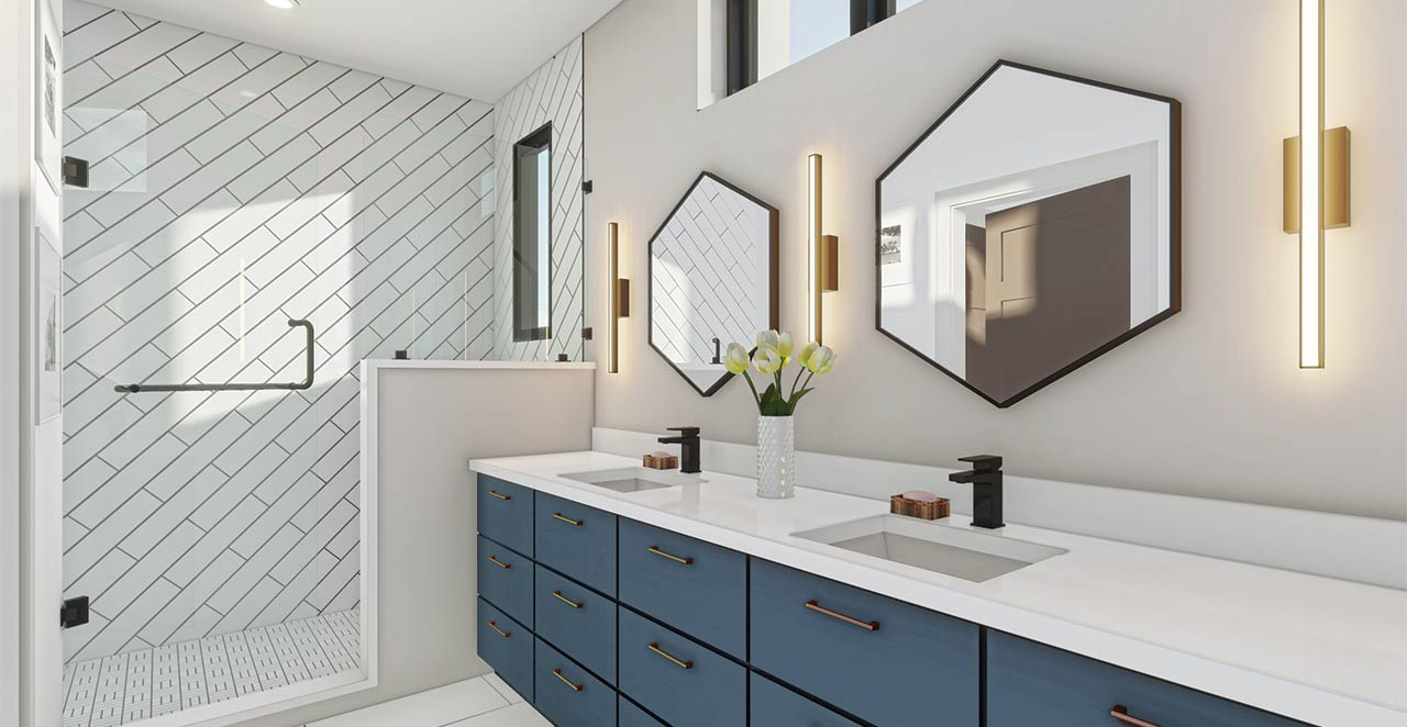 Revolve Residential Alloy Bathroom